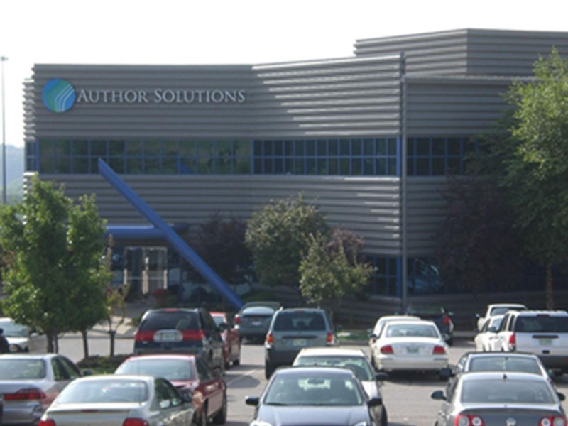 Author Solutions Headquarters, Bloomington IN