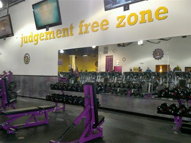 Planet Fitness, Danville IN